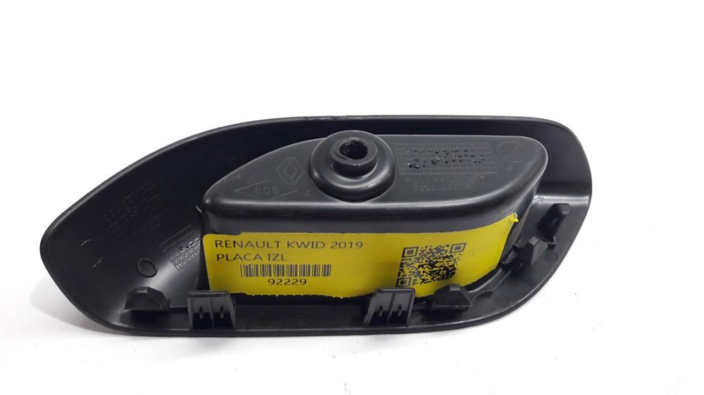 Moldura acabamento puxador interno porta Renault Kwid direito original