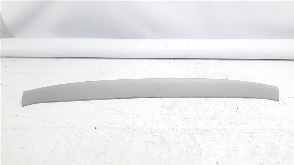 Moldura acabamento superior tampa traseira porta mala Peugeot 307 original