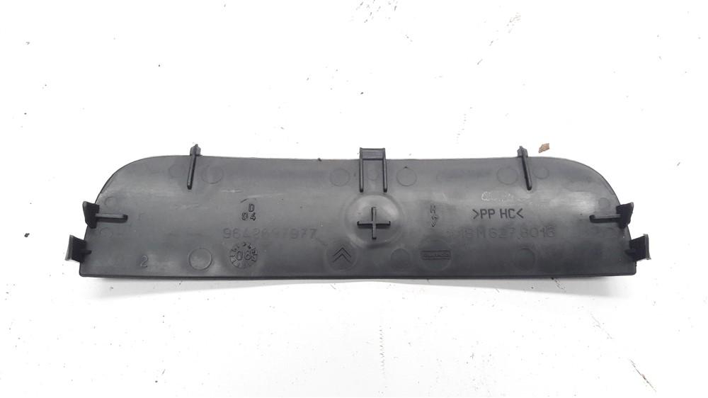 Moldura acabamento tampa inferior painel Citroen C3 2003 2004 2005 2006 2007 2008 2009 2010 2011 2012 original