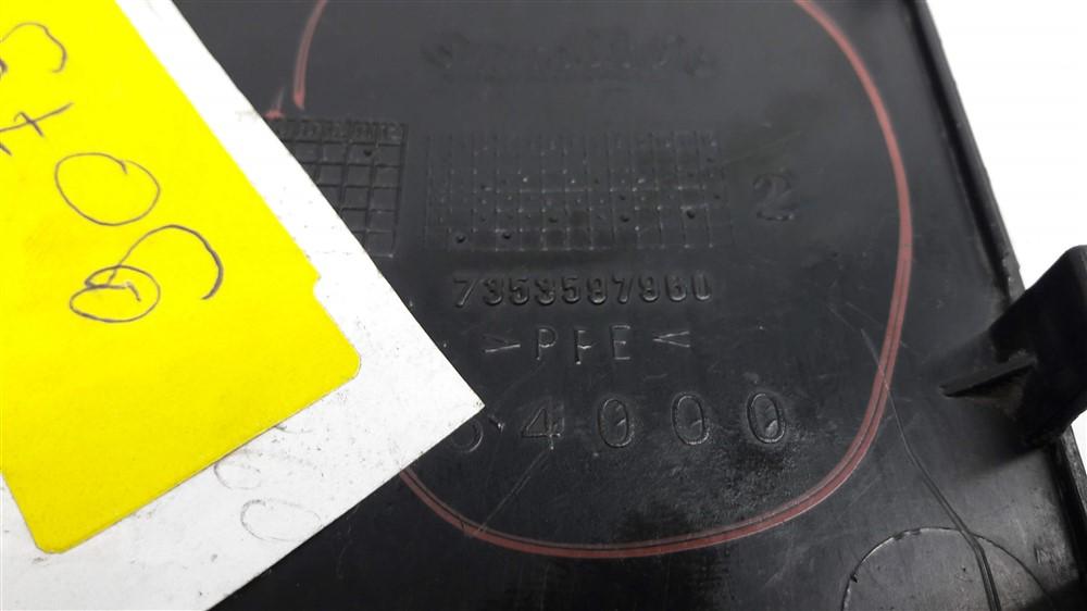 Moldura acabamento tampa painel Palio Siena Idea Fire Elx Original