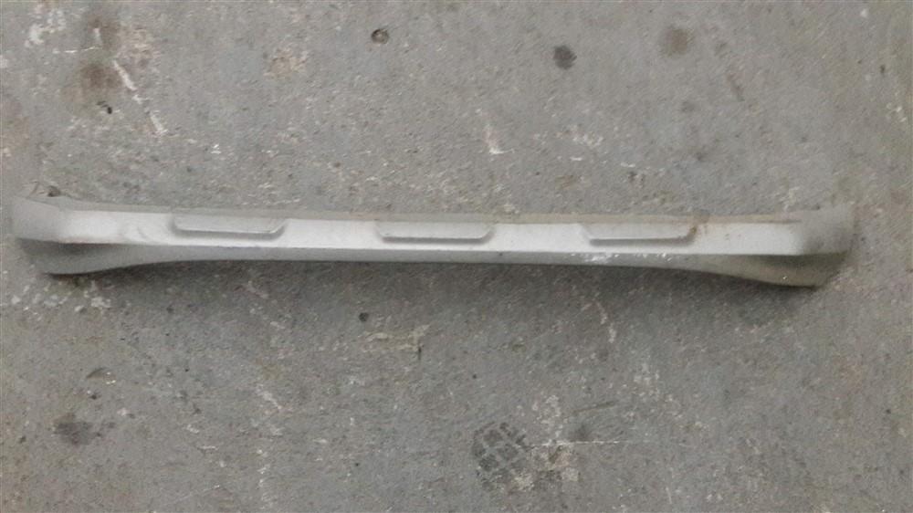 Moldura aplique parachoque dianteiro Captur original