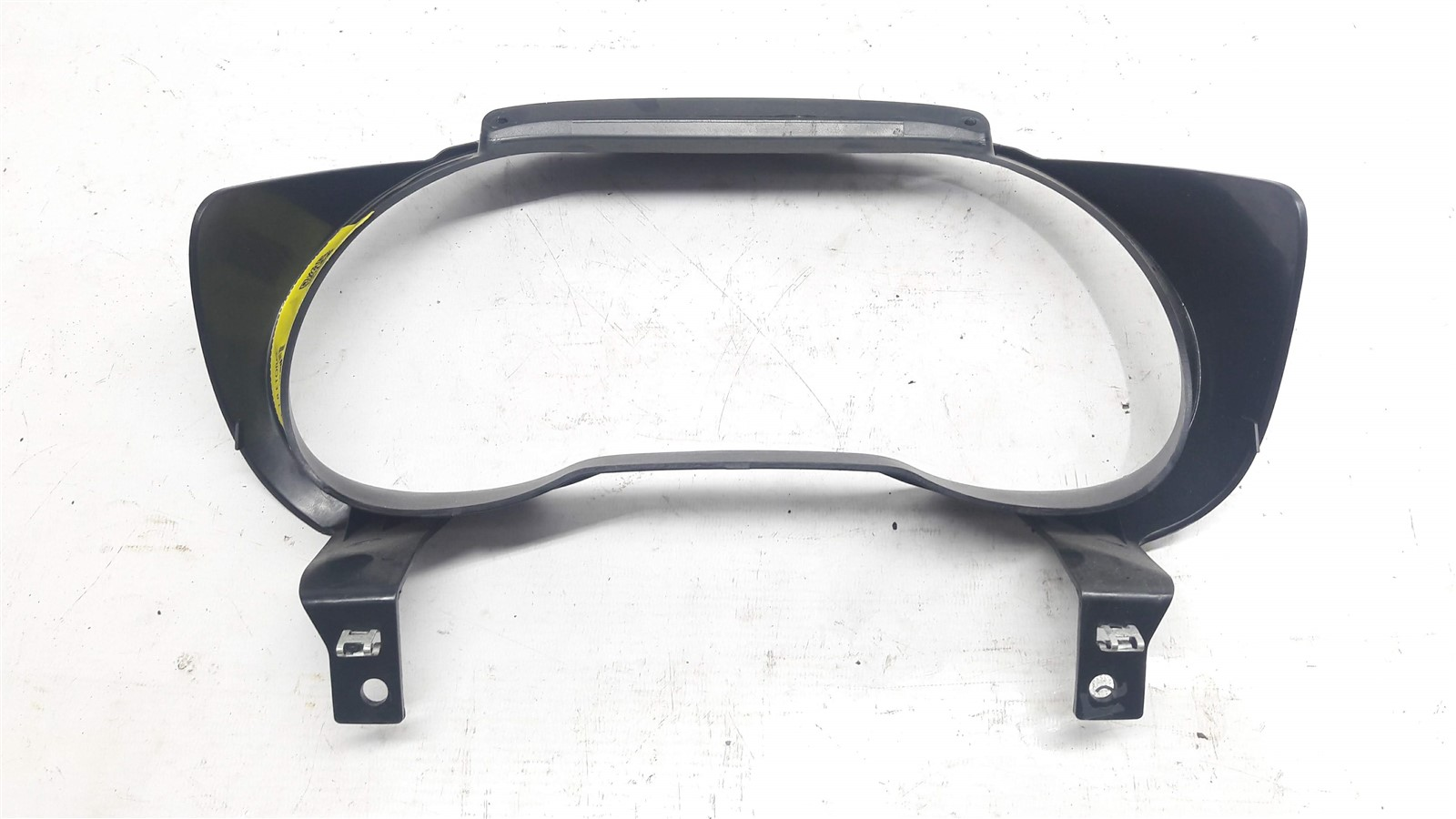 Moldura arco painel instrumentos velocímetro Linea 2008-2012