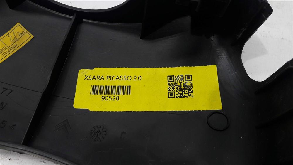 Moldura acabamento volante chave seta Xsara Picasso 2001-2008 original