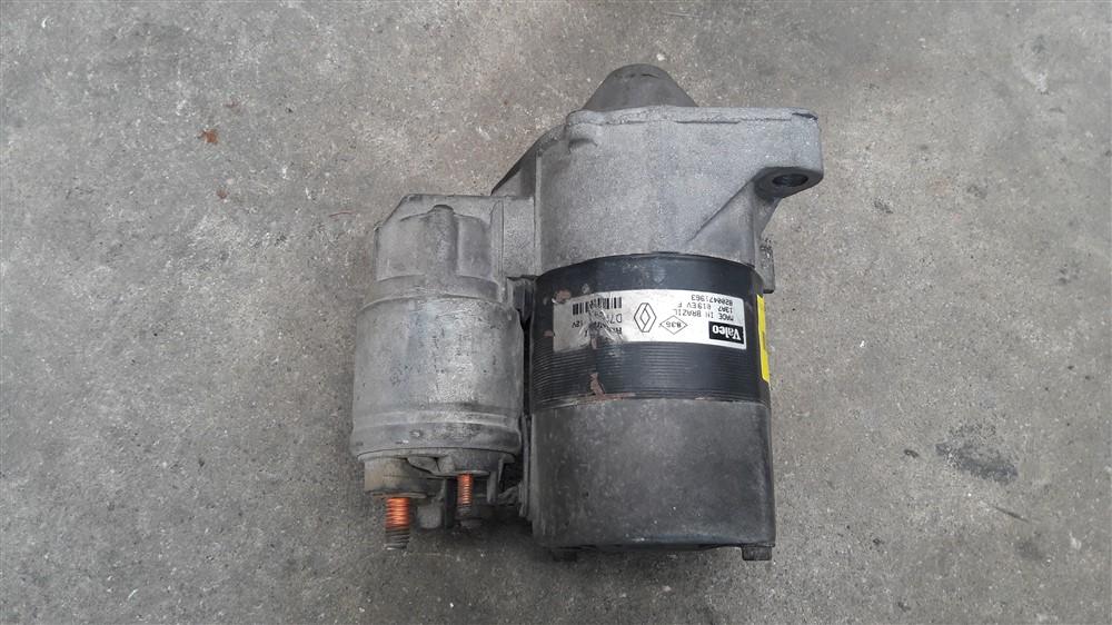 Motor arranque partida Clio Kangoo 1.0 16v original