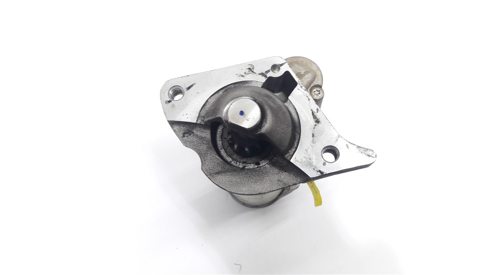 Motor arranque partida Sandero Logan Kwid 1.0 12v 3 cilindros original
