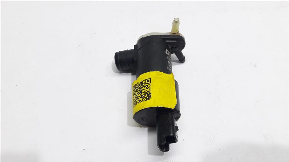 Motor esguicho água limpador parabrisa Sandero Kwid Captur Duster original