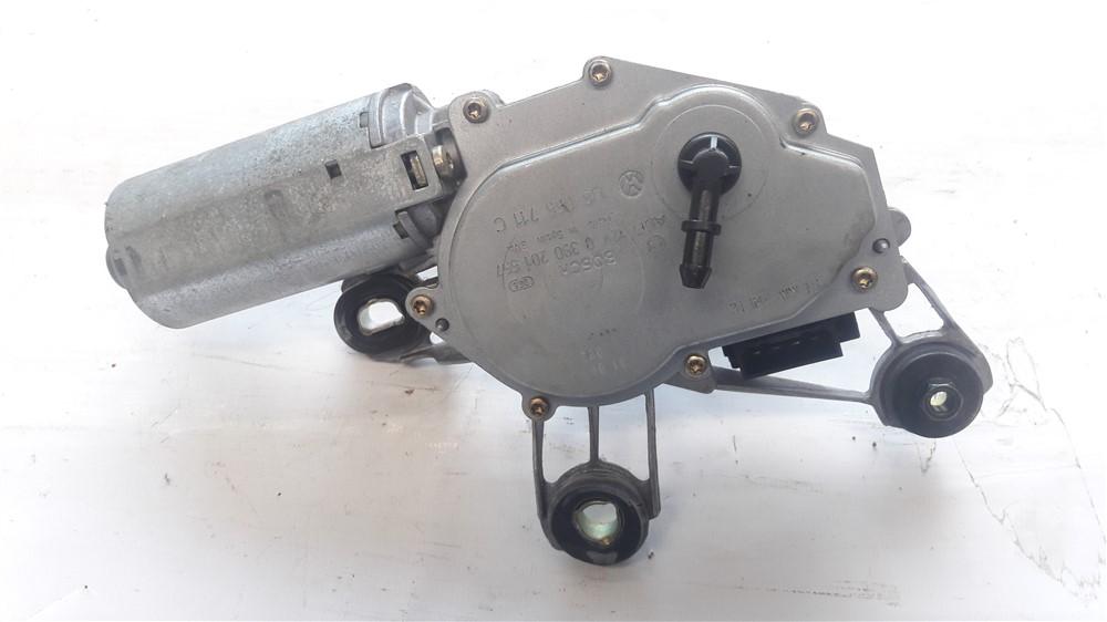 Motor máquina limpador traseiro Golf 1999 2000 2001 2002 2003 2004 2005 2006 original
