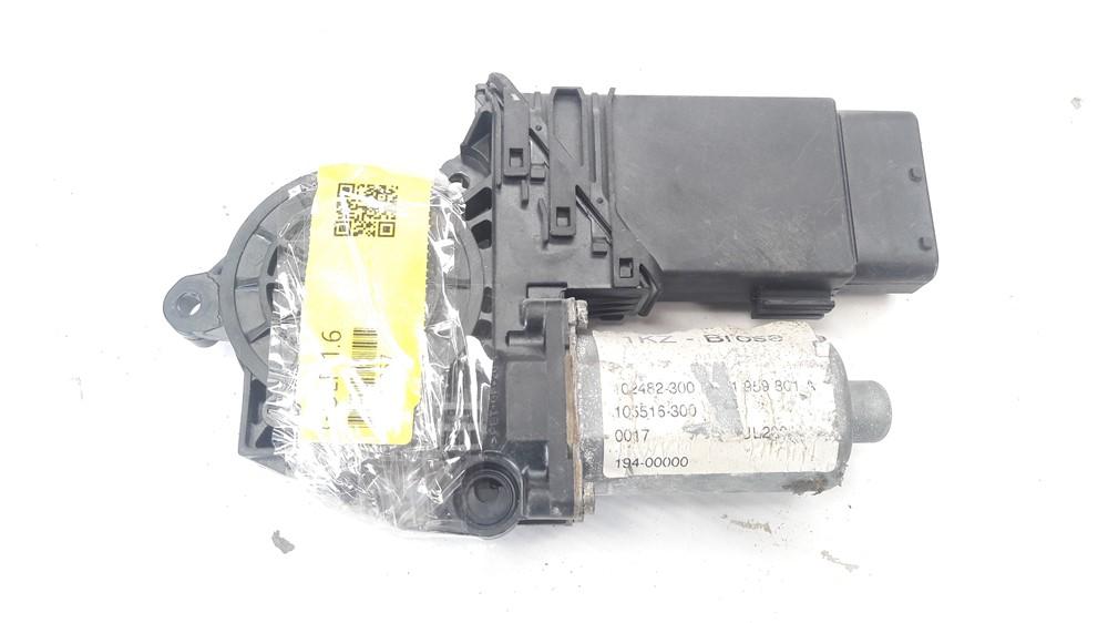 Motor máquina vidro elétrico Golf 1999 2000 2001 2002 2003 2004 2005 2006 dianteiro esquerdo original