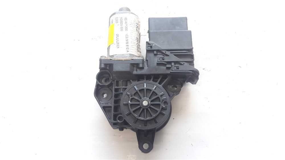 Motor máquina vidro elétrico Golf 1999 2000 2001 2002 2003 2004 2005 2006 traseiro direito original