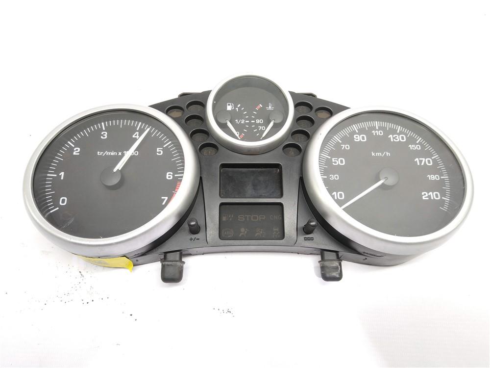 Painel instrumentos velocímetro Peugeot 207
