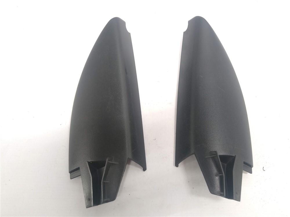 Par moldura acabamento interno retrovisor Polo 2003-2012 manual original