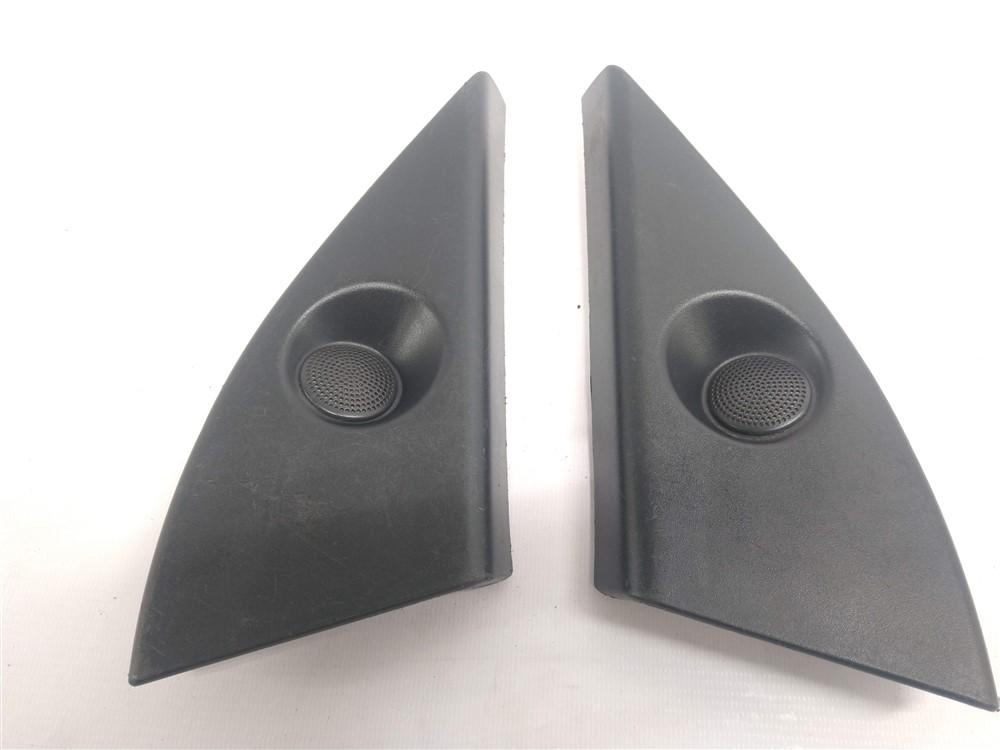 Par moldura acabamento interno retrovisor Stilo 2003-2011 original
