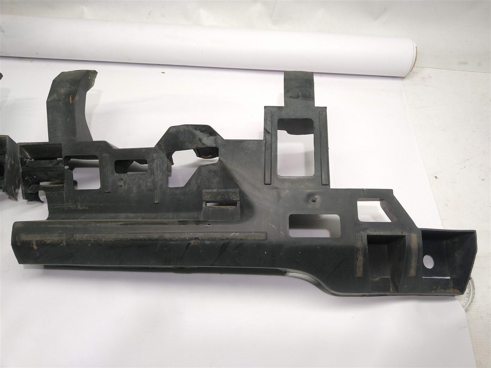 Par alma suporte parachoque traseiro Clio hatch 1999-2012 original