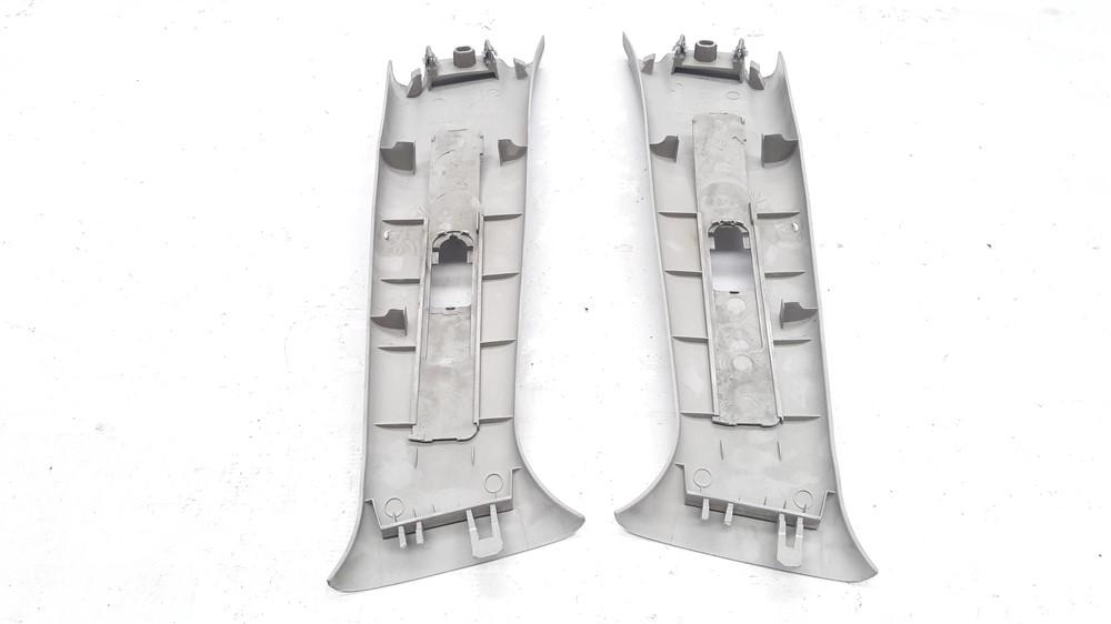 Par moldura acabamento coluna central cinto Citroen C3 2003 2004 2005 2006 2007 2008 2009 2010 2011 2012 original