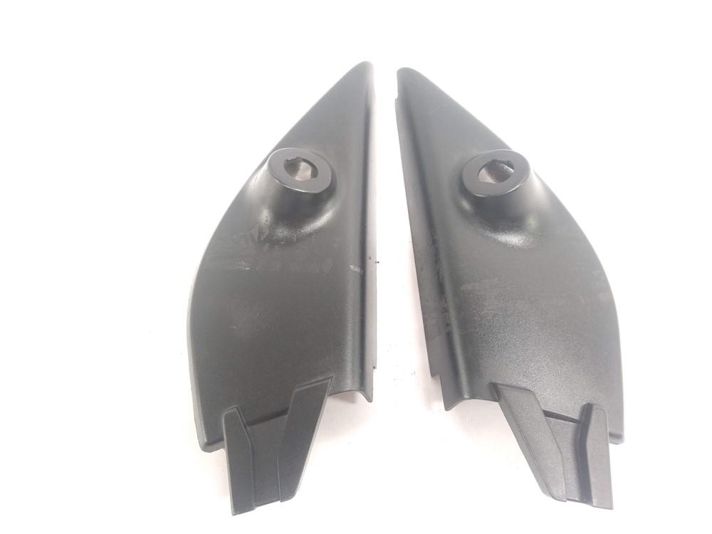 Par moldura acabamento interno retrovisor Gol Voyage G5 G6 manual original