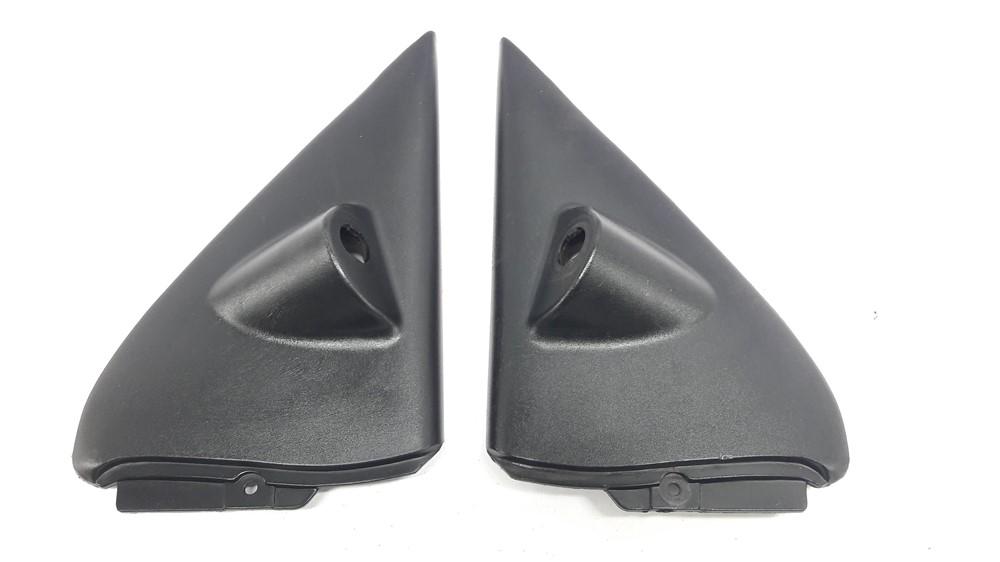 Par moldura acabamento interno retrovisor Gol G2 G3 G4 manual original