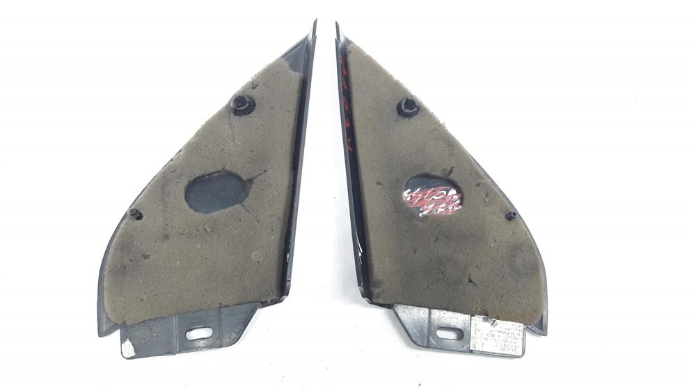 Par moldura acabamento interno retrovisor Gol G2 G3 G4 original