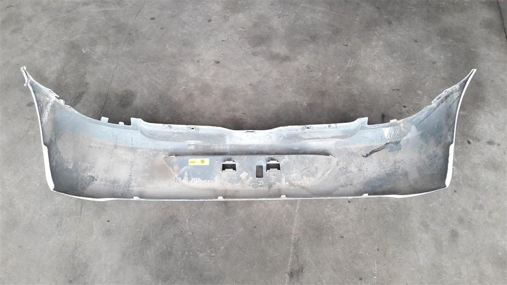 Parachoque traseiro Clio Hatch 2006 2007 2008 2009 2010 2011 2012 original