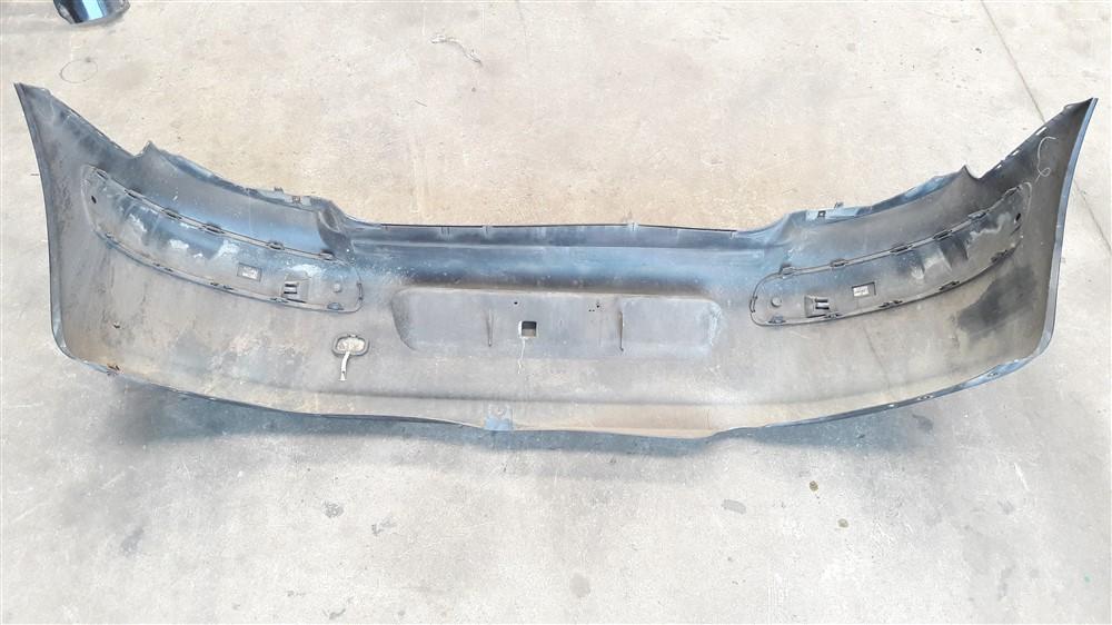 Parachoque traseiro Peugeot 307 Hatch 2002-2012 original