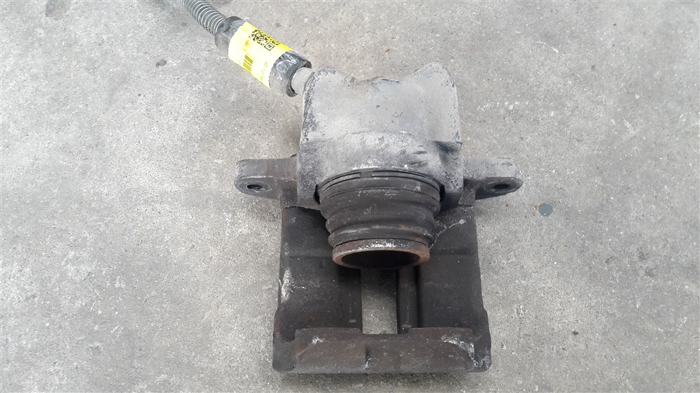 Pinça freio Clio 1.0 16v esquerda disco ventilado original