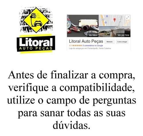 PINÇA FREIO PEUGEOT 206 207 DISCO SÓLIDO ESQUERDA ORIGINAL