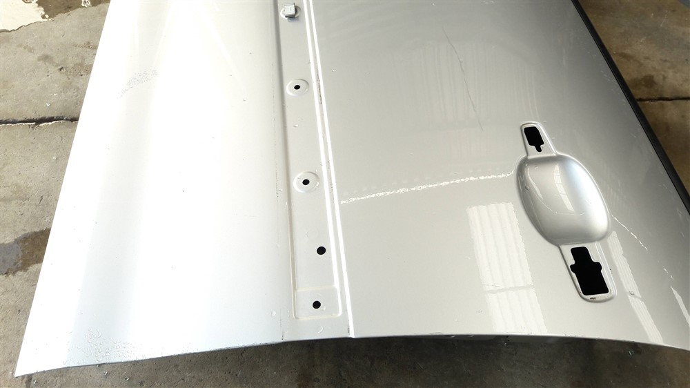 Porta dianteira esquerda Citroen C4 Picasso 2008 2009 2010 2011 2012 original
