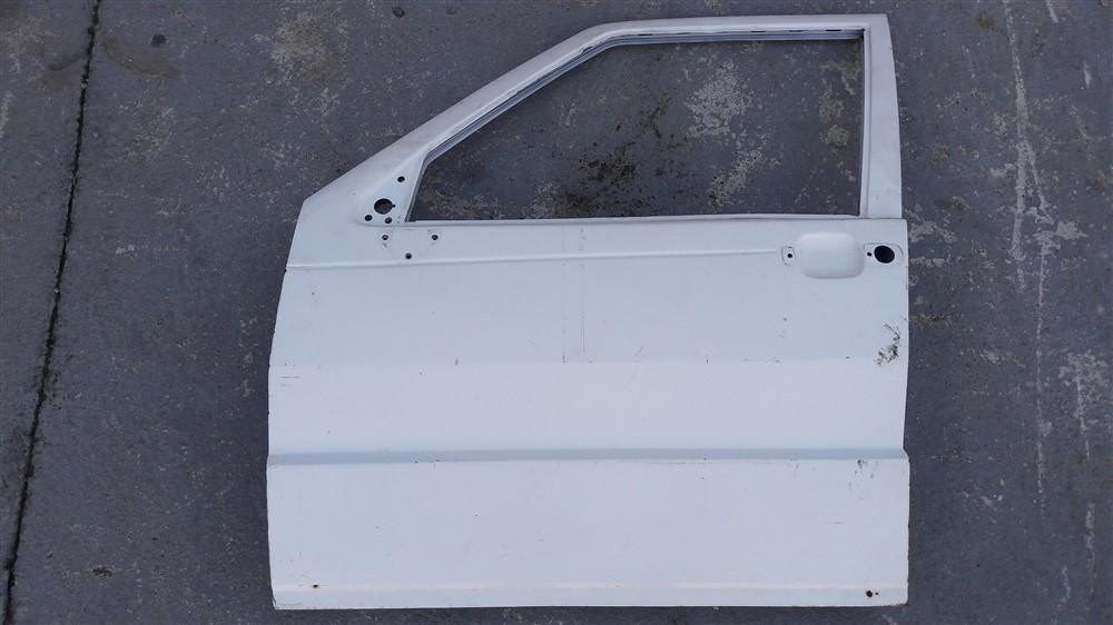 Porta dianteira esquerda Fiorino Uno 1997 1998 1999 2000 2001 2002 dianteira esquerda original