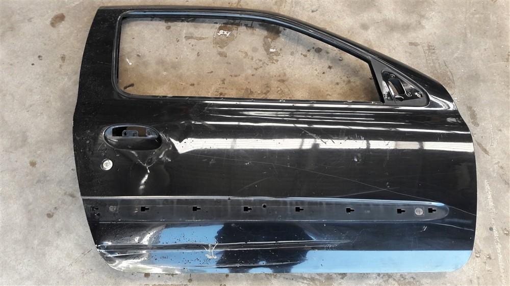 Porta direita Renault Clio 2 portas 2000 2001 2002 2003 2004 2005 2006 2007 2008 2009 2010 2011 2012 original
