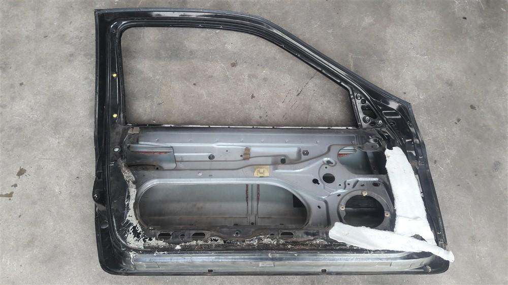 Porta esquerda Renault Clio 2 portas 2000 2001 2002 2003 2004 2005 2006 2007 2008 2009 2010 2011 2012 original