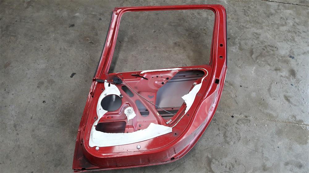 Porta traseira direita Peugeot 206 207 SW original