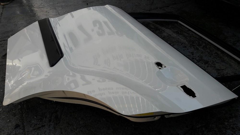 Porta traseira esquerda Kia Soul 2010 2011 2012 2013 2014 2015 2016 2017 2018 2019 original