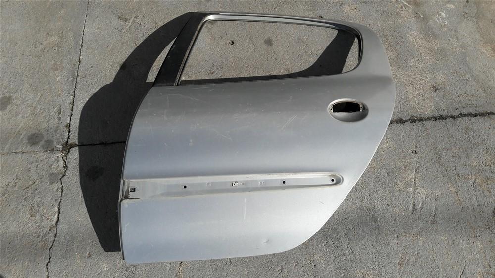 Porta traseira esquerda Peugeot 206 207 original