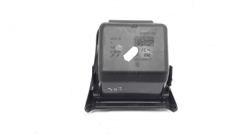 Porta treco objetos cinzeiro console Central Peugeot 307 original