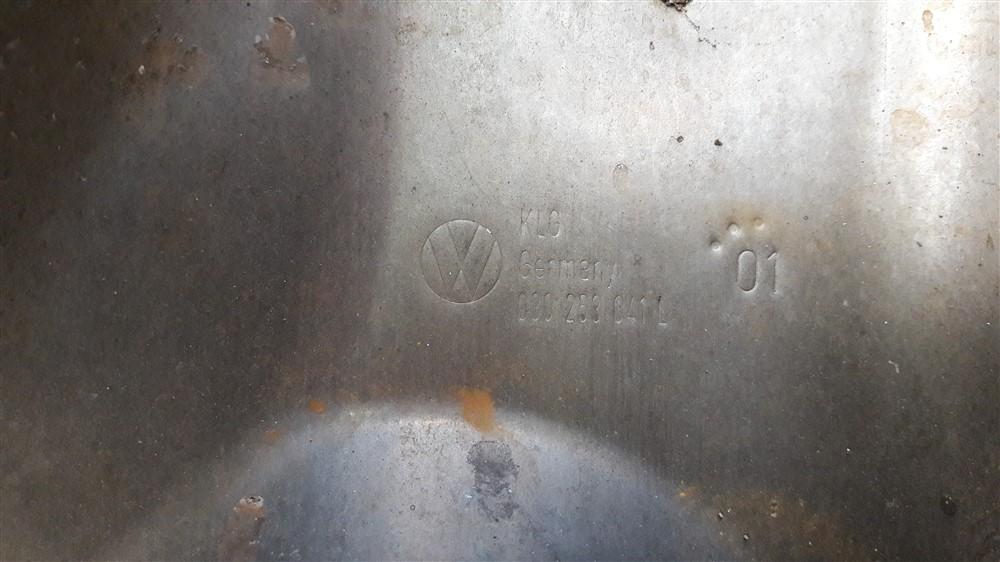 Protetor defletor calor escapamento Golf Fox Spacefox Polo original