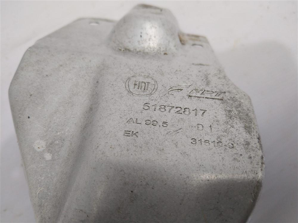 Proteção tampa reservatório óleo cambio Linea 1.8 e-torq original