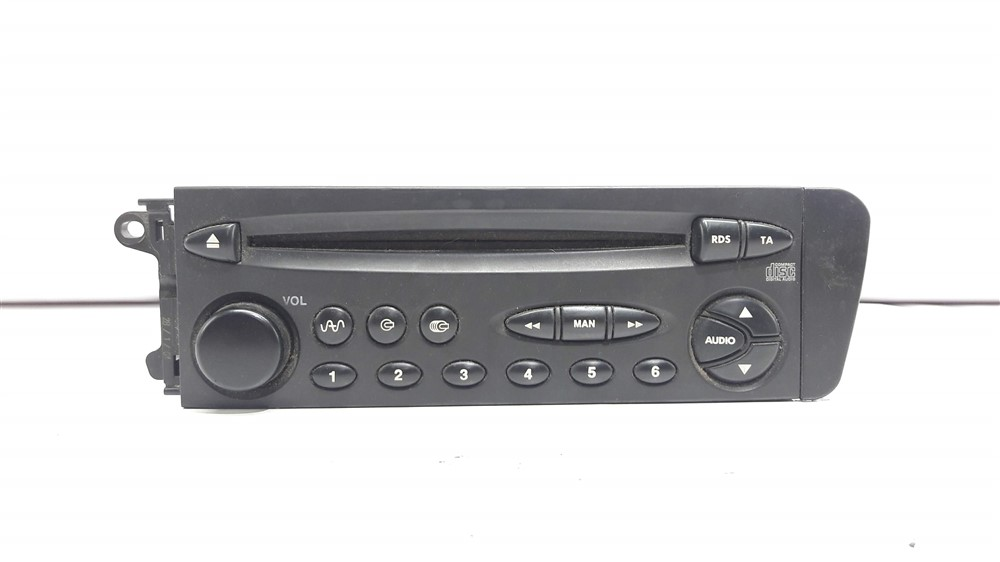 Rádio CD Player som Xsara Picasso 2001-2008 original