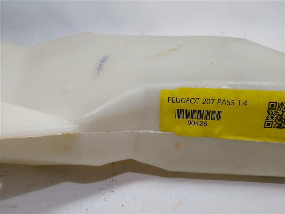 Reservatório água limpador parabrisa Peugeot 206 207 original