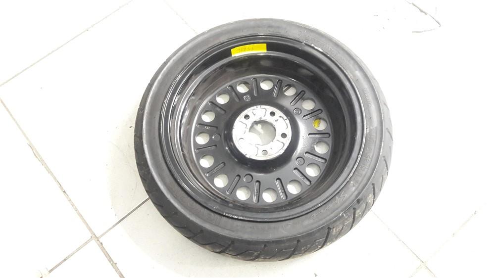 Roda estepe aro 17 5x112 5x120 Mercedes BMW original