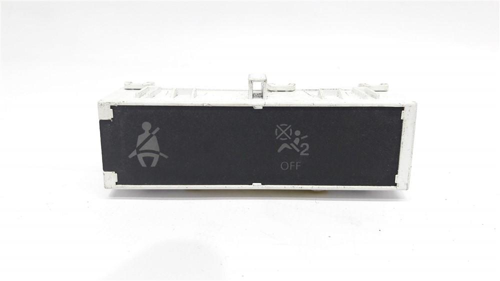 Display Visor luz ativação airbag passageiro renault Captur original