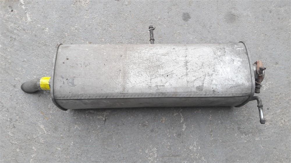 Silencioso escapamento traseiro Peugeot 307 hatch 1.6 16v original