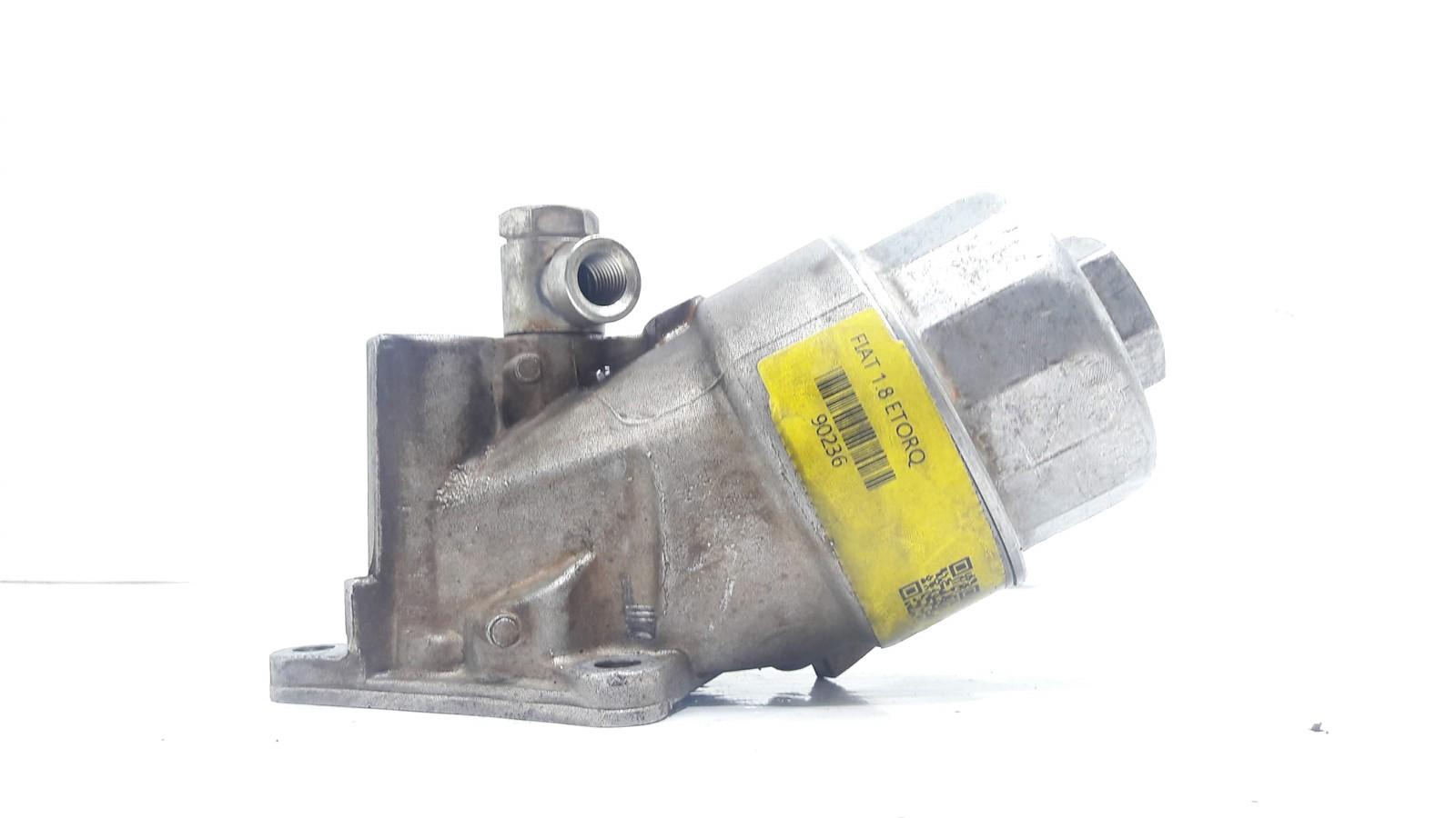 Suporte filtro óleo Linea Siena Linea Bravo Doblo Palio Punto 1.6 1.8 e-torq