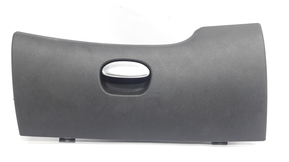 Tampa porta luvas objetos Peugeot 207 Original Cromado