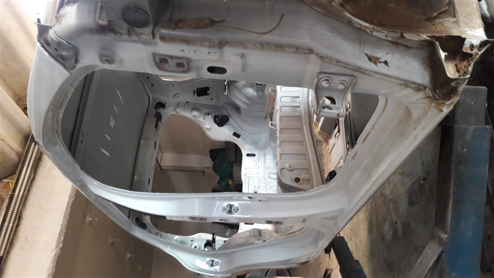 Carroceria Painel Frontal Longarina Frentão Caixa Roda Traseira Lateral Renault Kwid