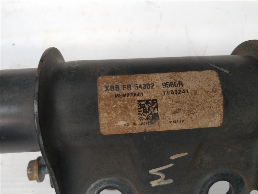 Torre telescópio mola amortecedor batente dianteira Renault Kwid 1.0 12v 3 cilindros original