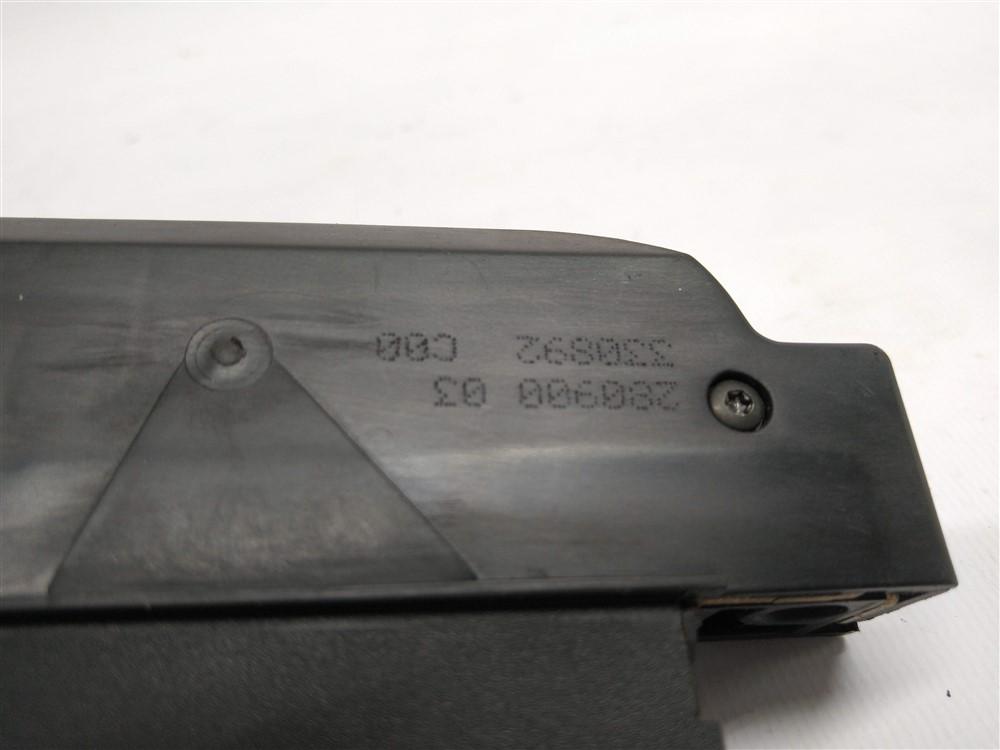 Trava elétrica porta malas Xsara Picasso Peugeot 206 207 Citroen C3