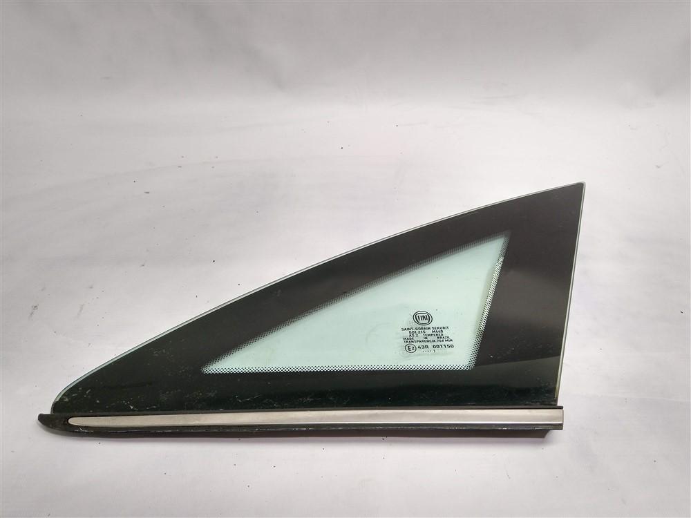 Vidro lateral fixo Linea 2008-2012 traseiro direito