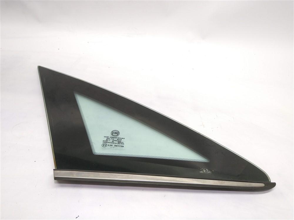 Vidro lateral fixo Linea 2008-2012 traseiro esquerdo