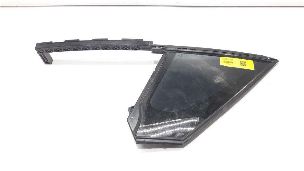 Vidro lateral fixo porta Peugeot 208 dianteiro direito original