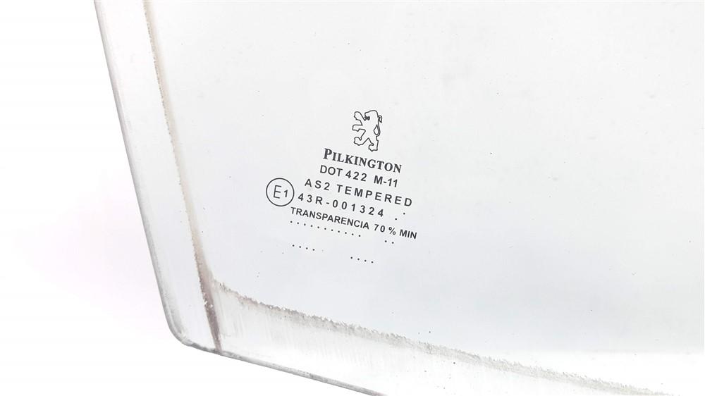 Vidro porta dianteiro direito Peugeot 307 Original
