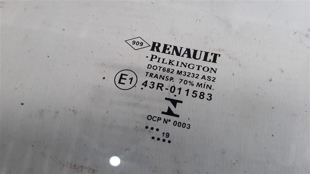 Vidro porta Renault Kwid dianteiro direito original